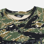 Undefeated Regiment Crew Men`s Sweatshirt Camo photo- 1