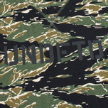 Undefeated Regiment Crew Men`s Sweatshirt Camo photo- 2