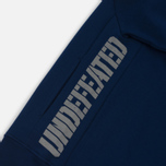 Мужская толстовка Undefeated Tech Fleece LS Crewneck Navy фото- 4