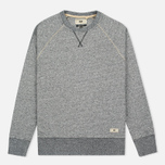 Мужская толстовка Uniformes Generale Super Marl Crew Sweat Grey Salt/Pepper фото- 0