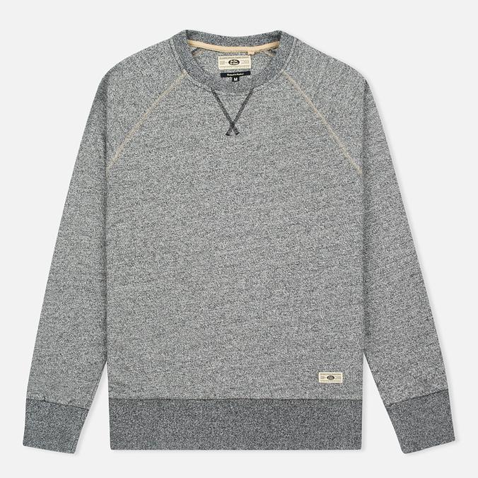 Uniformes Generale Super Marl Crew Sweat Men's Sweatshirt Grey Salt/Pepper