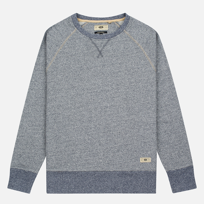 Мужская толстовка Uniformes Generale Super Marl Crew Sweat Indigo Salt/Pepper