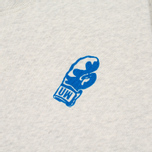 Мужская толстовка Universal Works Back Print Felpa Diagonal Sand Marl фото- 2