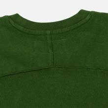 Мужская толстовка Universal Works Classic Crew Dry Handle Loopback Green фото- 3