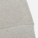 Universal Works Heskin Loopback Fleece Men's Hoody Grey Marl photo- 4
