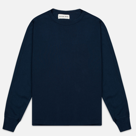 Мужская толстовка Universal Works Home Crew Luxury Jersey Navy