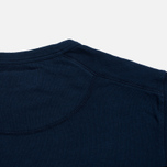 Мужская толстовка Universal Works Home Crew Luxury Jersey Navy фото- 2