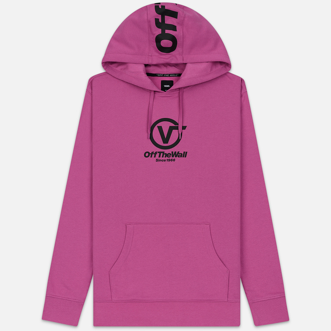 Мужская толстовка Vans Distorted Performance Hoodie Rosebud