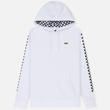Мужская толстовка Vans Versa Hoodie White/Checkerboard