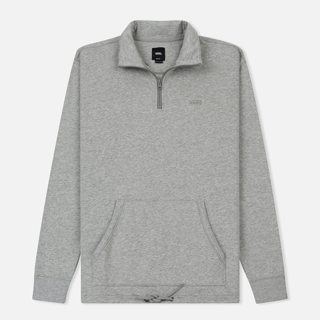 Мужская толстовка Vans Versa Quarter 1/4 Zip Cement Heather