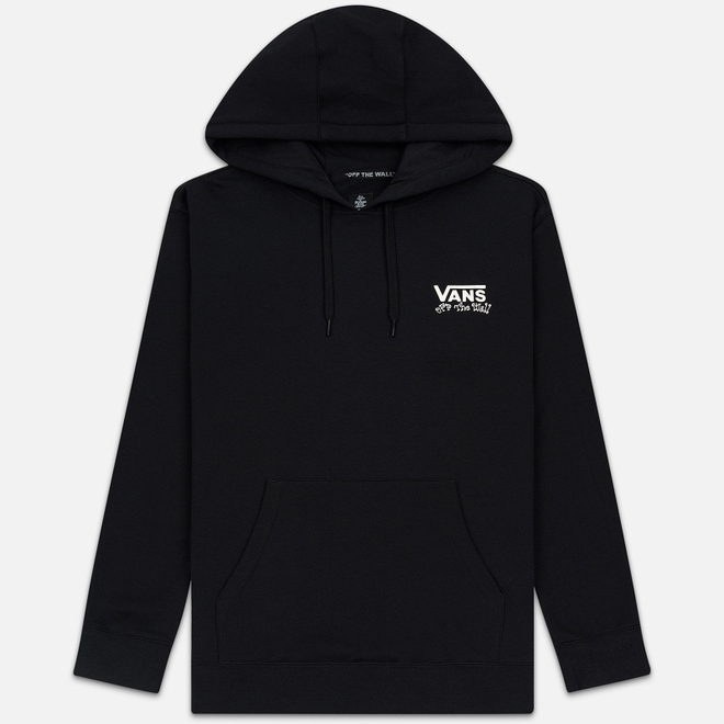 Мужская толстовка Vans x Disney The Nightmare Before Christmas Sketchy Jack Hoodie Black