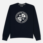 Мужская толстовка Weekend Offender Deny Everything Sweat Navy фото- 0