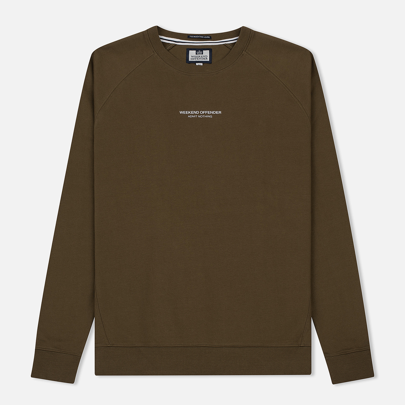 Мужская толстовка Weekend Offender Esposito Conifer