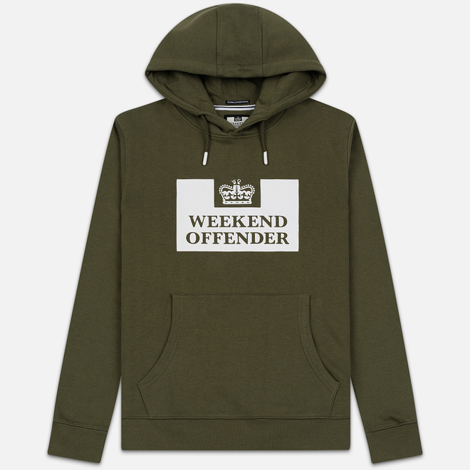 Мужская толстовка Weekend Offender HM Service AW19 Alpine