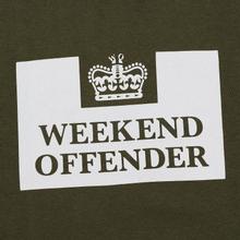 Мужская толстовка Weekend Offender HM Service AW19 Alpine фото- 2
