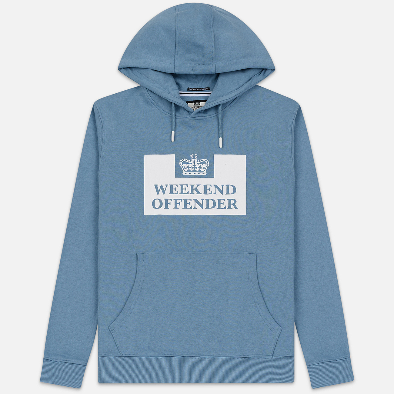 Мужская толстовка Weekend Offender HM Service AW19 Lake