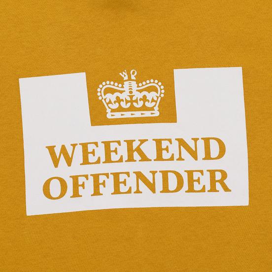 Мужская толстовка Weekend Offender HM Service AW19 Manuka