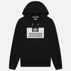 Мужская толстовка Weekend Offender HM Service Classic Black