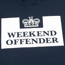 Мужская толстовка Weekend Offender HM Service Classic Navy фото- 2