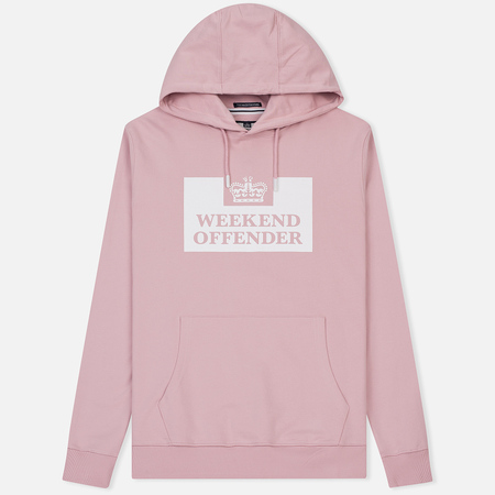 Мужская толстовка Weekend Offender HM Service Classic Tea Rose