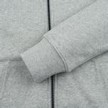 Weekend Offender Orion Hoodie Grey Marl photo- 2