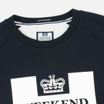 Мужская толстовка Weekend Offender Penitentiary Classic Black фото- 1