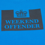 Weekend Offender Penitentiary Classic Sweatshirt Blondi Blue photo- 2