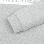 Weekend Offender Penitentiary Classic Sweatshirt Grey Marl photo- 3