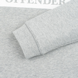 Мужская толстовка Weekend Offender Penitentiary Classic Grey Marl фото- 3
