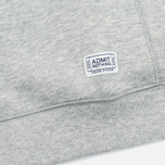 Мужская толстовка Weekend Offender Penitentiary Classic Grey Marl фото- 4