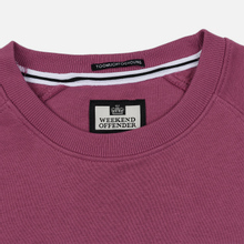 Мужская толстовка Weekend Offender Penitentiary AW19 Old Rose фото- 1