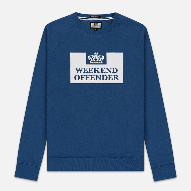 Мужская толстовка Weekend Offender Penitentiary AW19 Yale