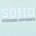Мужская толстовка Weekend Offender Soho Teatree фото- 2