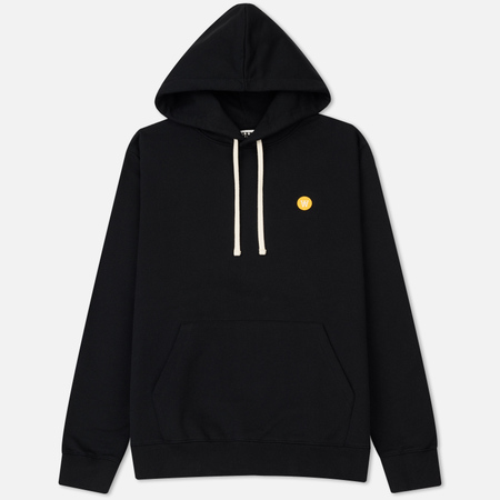Мужская толстовка Wood Wood Lan Hoodie Double A Black