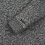Мужская толстовка Woolrich Jaspe Crew Neck Grey Melange фото- 3