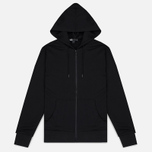 Y-3 Classic Fit Logo Full Zip Men's Hoody Black photo- 0