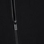 Мужская толстовка Y-3 Classic Fit Logo Full Zip Black фото- 2