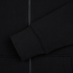Y-3 Classic Fit Logo Full Zip Men's Hoody Black photo- 3