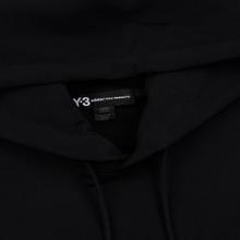 Мужская толстовка Y-3 Classic Hoodie Logo Print Back Black фото- 1