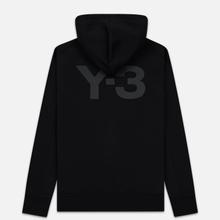 Мужская толстовка Y-3 Classic Hoodie Logo Print Back Black фото- 3