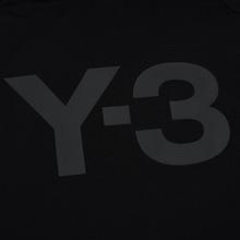 Мужская толстовка Y-3 Classic Hoodie Logo Print Back Black фото- 4