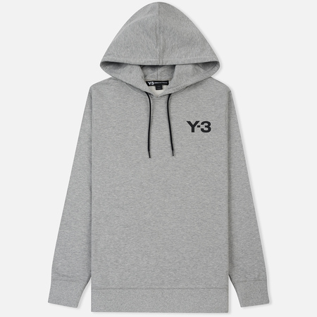 Мужская толстовка Y-3 Classic Hoody LF Medium Grey Heather