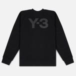 Мужская толстовка Y-3 Classic Logo Black фото- 5