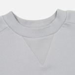 Мужская толстовка Y-3 Classic Logo Light Solid Grey фото- 1