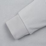 Мужская толстовка Y-3 Classic Logo Light Solid Grey фото- 2