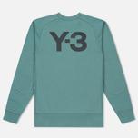 Мужская толстовка Y-3 Classic Logo Vapour Steel фото- 4