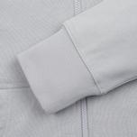 Мужская толстовка Y-3 Classic Sweat Hoodie Zip-Up Light Solid Grey фото- 2