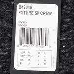 Y-3 Future SP Crew Dark Men's Sweatshirt Grey Melange photo- 4
