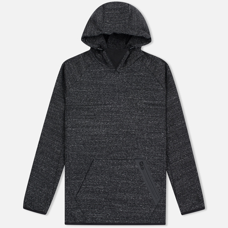 Y-3 Future SP Hoody Dark Men's Hoody Grey Melange