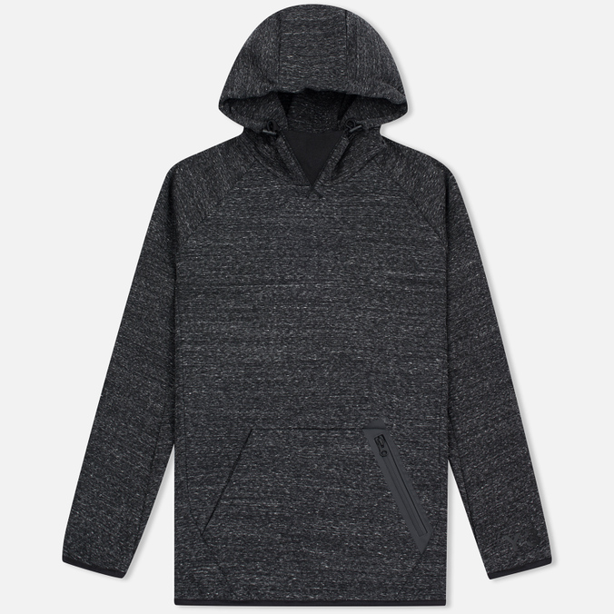 Мужская толстовка Y-3 Future SP Hoody Dark Grey Melange